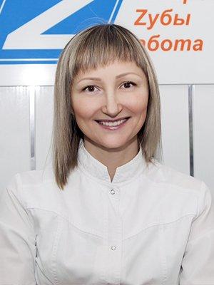 Телятникова Наталья Александровна